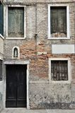 Venetian House Stock Photo