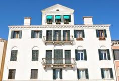 Venetian house Stock Images
