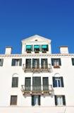 Venetian house Stock Image