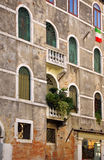 Venetian house Stock Photography