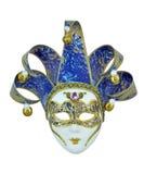 venetian isolerad maskering royaltyfri foto