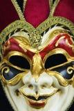 venetian karneval mask2 Arkivbilder