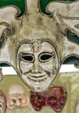 Venetian karnevalmaskeringar för grupp Fotografering för Bildbyråer