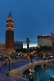 Venetian kasino Royaltyfri Bild