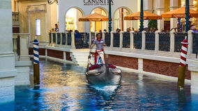 Venetian kasino Arkivfoto