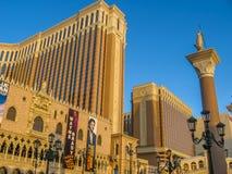 Venetian kasino, Las Vegas Royaltyfri Bild