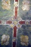 Venetian katolsk väggmålning Fotografering för Bildbyråer
