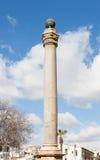 Venetian kolonn Royaltyfri Fotografi