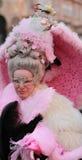 venetian komplicerad förklädnad Royaltyfri Foto