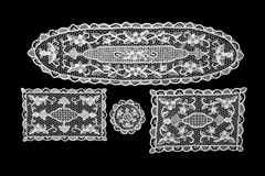 Venetian lace Stock Images