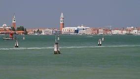 Venetian Lagoon Stock Images