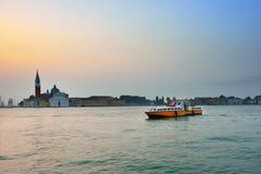 Venetian Lagoon Royalty Free Stock Photo