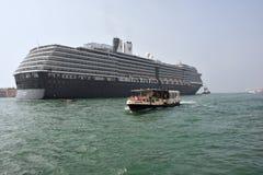 Venetian lagun Royaltyfria Bilder