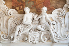 Venetian landmarks Stock Photos