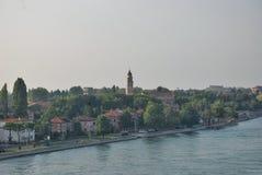 Venetian landscape Stock Photography