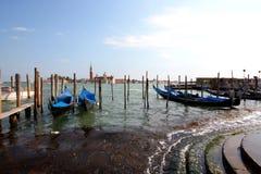 Venetian landscape, Italy Stock Images