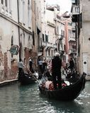 Venetian landscape. Venice, a beautiful city in every season, synonymous with romance, art, culture and history. royalty free stock photo