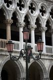 Venetian Lantern in Venice Royalty Free Stock Photo