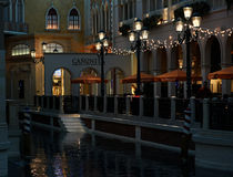 The Venetian Las Vegas Stock Images