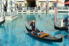 The Venetian Las Vegas, Las Vegas, NV Royalty Free Stock Images