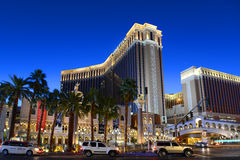 The Venetian Las Vegas, Las Vegas, NV Stock Photography