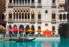 The Venetian, Las Vegas,nevada, USA royalty free stock photo