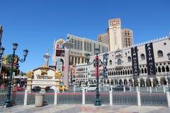 Venetian, Las Vegas Royalty Free Stock Photography