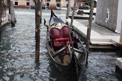 venetian liggande E fotografering för bildbyråer