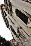 venetian liggande E arkivbild
