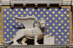 Venetian Lion Stock Photos