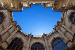 The Venetian Lodge in the city of Heraklion Stock Photo