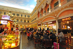 The Venetian Macao Stock Photography