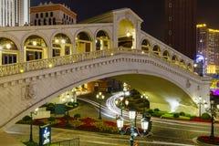 Venetian Macao Stock Photography