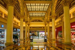 The Venetian Macao Casino Royalty Free Stock Images
