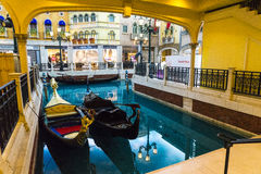 The Venetian Macao Royalty Free Stock Images