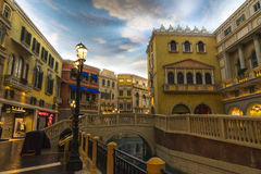 The Venetian Macao Royalty Free Stock Image