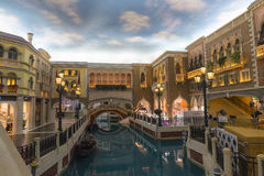 The Venetian Macao Stock Photos