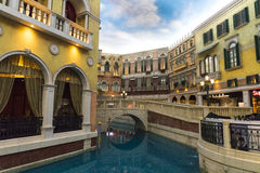The Venetian Macao Stock Photo