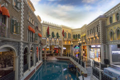 The Venetian Macao Stock Image