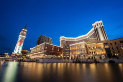 Venetian Macao stock photography
