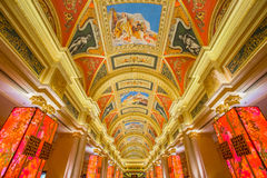 The Venetian Royalty Free Stock Photos