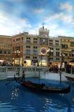 Venetian Macao shopping center Stock Photography