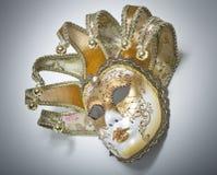 Venetian Mardi Gras maskering royaltyfria bilder