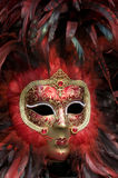 Venetian Mask. Typical carnivale mask in Venice