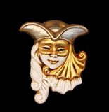 The Venetian mask Stock Photo