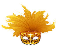 Venetian mask. Vector illustration of venetian mask. Can be scale to any size stock illustration