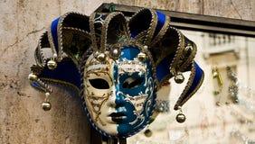 Venetian Mask. On sale in shop, Venice, Italy Stock Photos