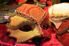 Venetian mask Royalty Free Stock Photo