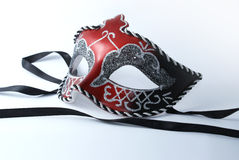 Venetian mask. For masquerade and carnival royalty free stock photos