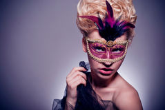 Venetian Mask Royalty Free Stock Photography
